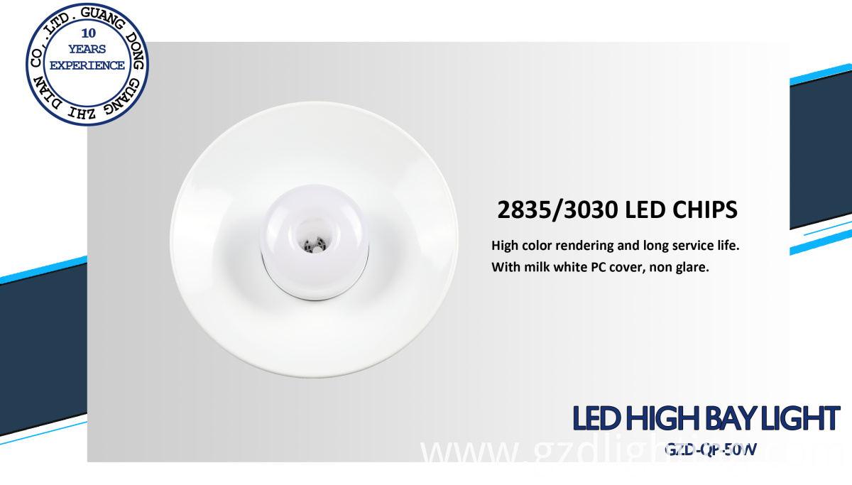50W high bay light-1